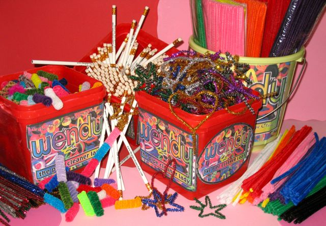 The Pipe Cleaner Lady Party Pack